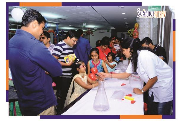 ScienceUtsav hosts