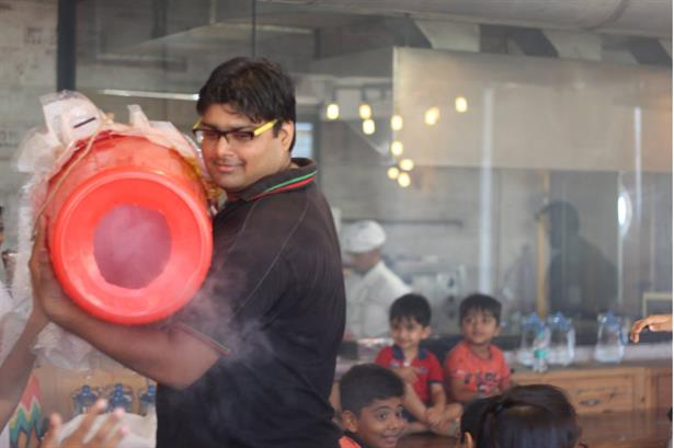 ScienceUtsav  in association with Nickelodeon hosted Science with SHIVA