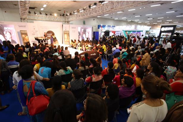 Professional Beauty Expo, Delhi 2017