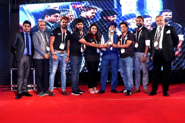 AVS India first award at EEA 2018