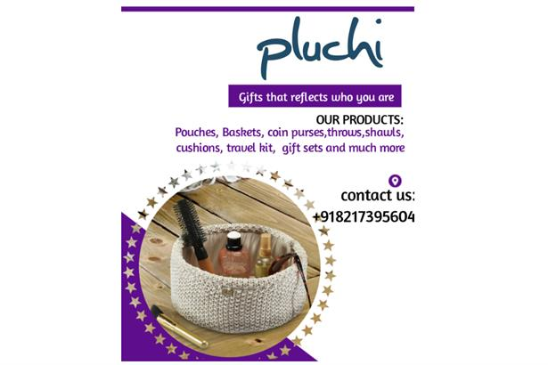Pluchi for gifting desires