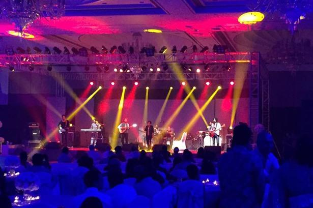 Kailash Kher Live at the Leela Palace Chennai