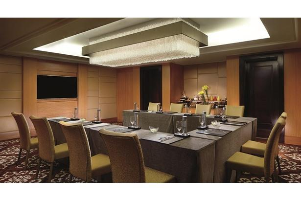 Pairing refined service with elegant meeting space makes The Ritz-Carlton Bangalore an ideal venue f