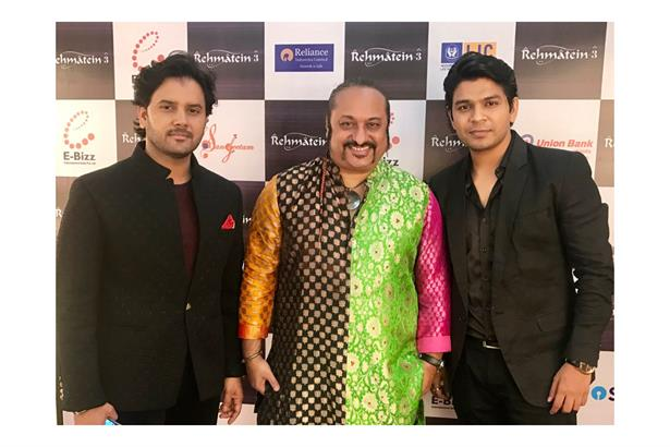 Rehmatein 3 - A Soul stirring musical evening with #AnkitTiwari #YEPLExclusive #YuvrajEntertainment
