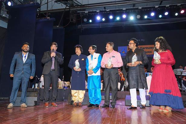 Moments from Ghazal Symphony Concert