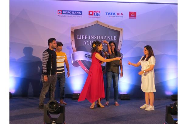 Hosted Gala dinner & Award's night for HDFC Bank at the Park Regis Hotel, Goa, event was coordinated by Trip Navigator, Mumbai