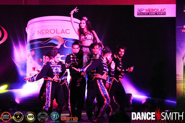 DanceSmith Performed For Nerolac Paints in Delhi