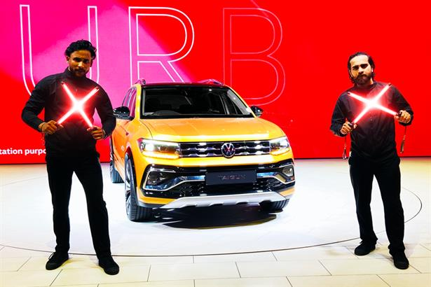 Visual Pixel Poi At AutoExpo 2020 At Greater Noida