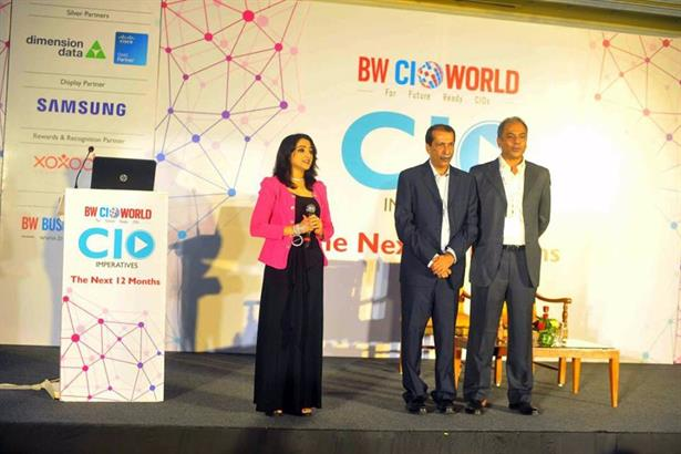 Vinita Chatterjee was the official host for Business World Magazine at ITC Grand Central Hotel, Mumbai, On 20.07.2017