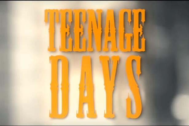 Celebrating 1 year of the release of Teenage Days by Peak Level