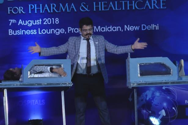 KHARBANDA's SORCERY - A night of mesmerism and strange things in Pharma and Healthcare Awards