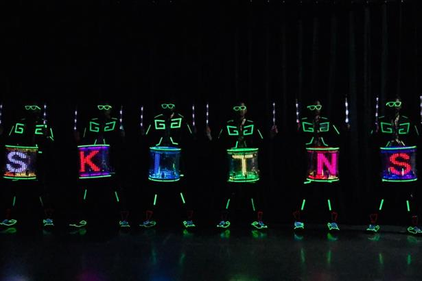 Performing LED Drummers in Bangalore