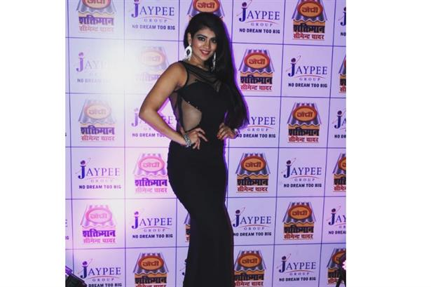 Pritee Kathpal Anchored for Jaypee group