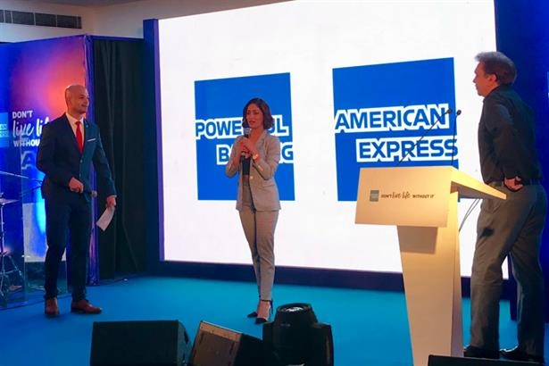 Bharat Jain hosted American Express' Media Launch feat. Yami Gautam