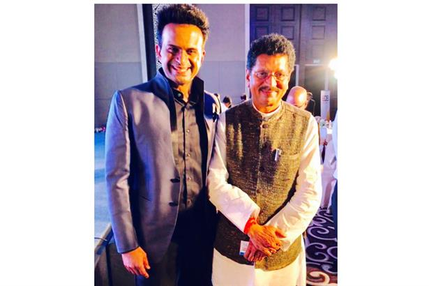 Hosted 'BW BusinessWorld BFSI CXO Summit & Awards' with Shri Deepak Vasantrao Kesarkar,Minister of State for Home,Planning and Finance,Government of Maharashtra!