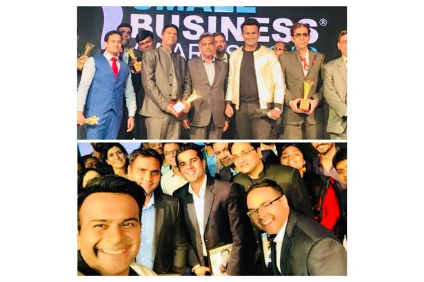 Hosted 'Franchise India Small Business Awards'