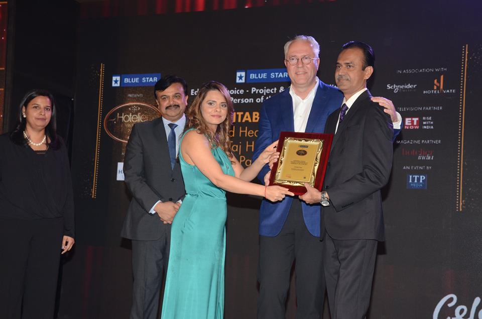 A Glimpse Into The Night Hoteliers Were Served Awards: The