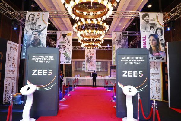 ZEE5 Film Festival to be launched with Kartik Aryan, Taapsee Pannu