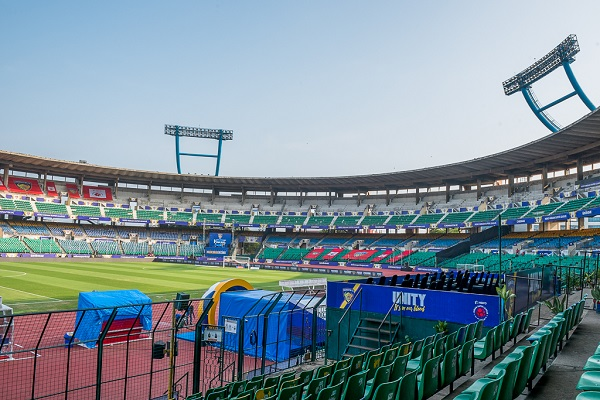 GS Worldwide Entertainment Executes Venue Operations for Chennaiyin