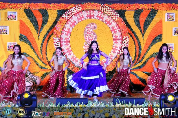 Dance Smith India performed 'SHUBH VIVAH' - The Musical for mehendi & sangeet ceremony in Jaipur