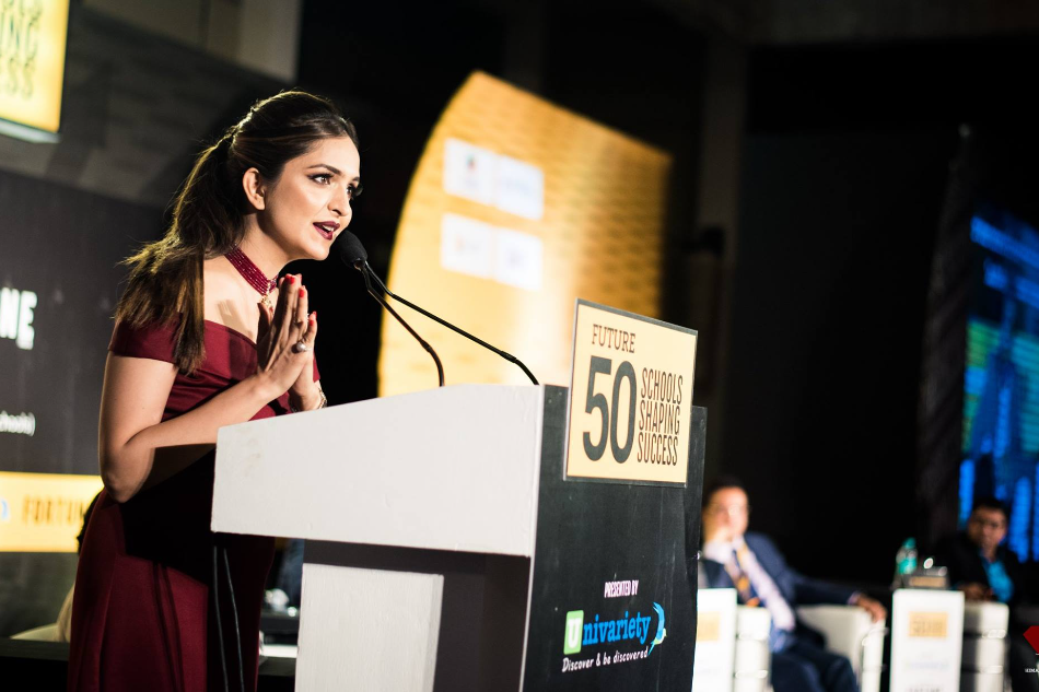Hosted the Fortune India Future 50 Schools
