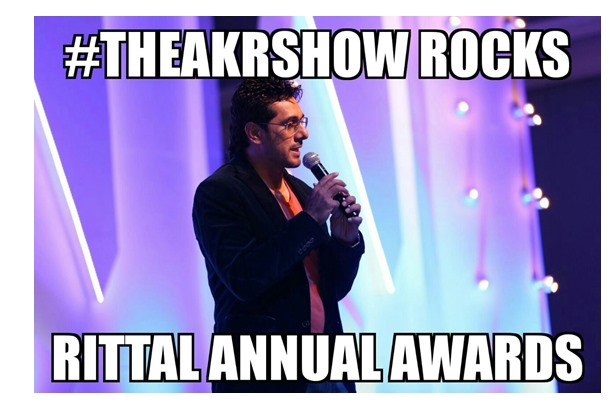 The AKR Show rocks Rittal Annual Awards at Masoorie.