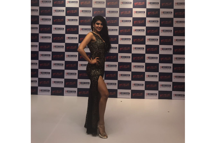 Anchored 2 days of entertainment & awards for HDFC bank in Goa