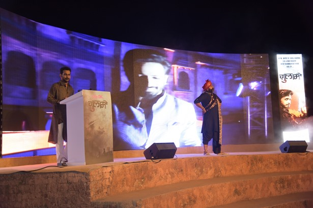 Soheil Kapadia hosted the launch event of a new show name Ghulaam for Life OK at Film City. The event was managed by Milestone Connect.