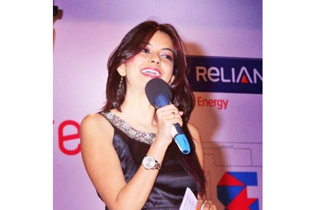 Monica Murthy hosted Reliance Energy Event.