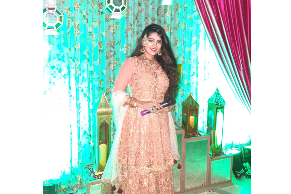Pritee Kathpal hosted the sufi night for a big fat wedding