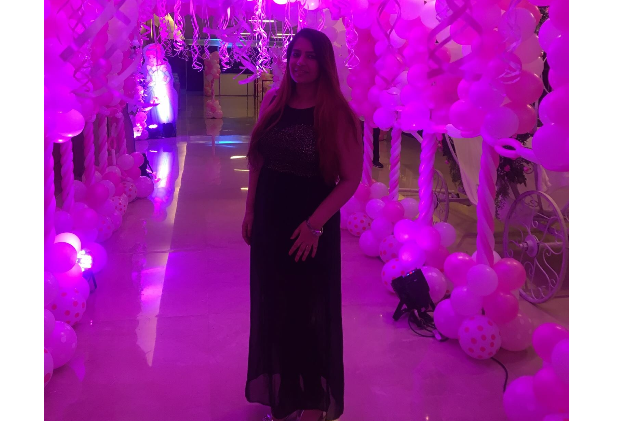 Hosts a beautiful event for a real estate mogul at Westin , Mumbai