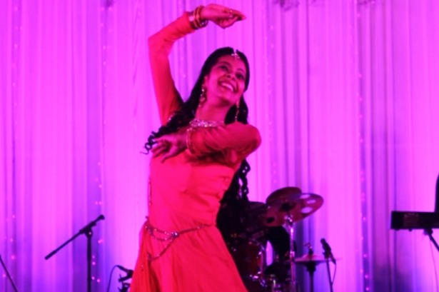 Bollywood  Performance at Corporate Gig by Amrita Joshi  (AJ-The Concept Dance Company)