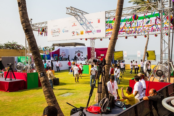 Brandwidth Events Creates Colorful Charisma At Zoom Holi