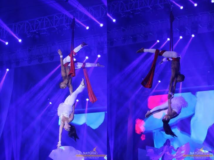 delhi wedding by motwane entertainment & weddings sees sensational Wedding Entertainment Singapore motwane entertainment and weddings to incorporate an aerial duo act in a phenomenal production choreographed by vaibhavi merchant & team for a wedding wedding entertainment singapore
