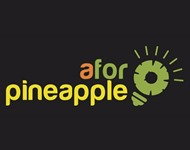 A For Pineapple