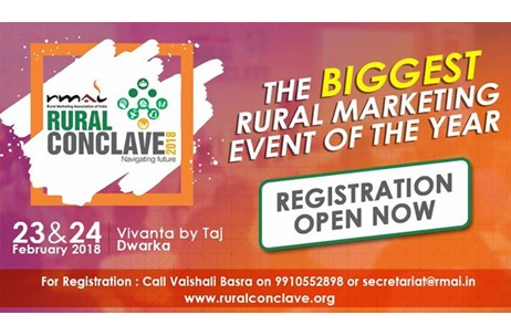 4 Reasons Why RMAI Rural Conclave 2018 Is a Must Attend