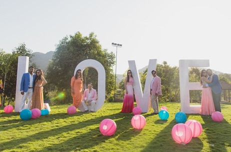 A Fun-filled 4-Day Wedding Extravaganza in Udaipur by F5 Weddings
