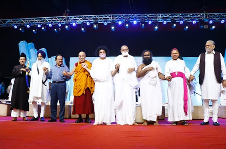 Dome@NSCI hosts the 'World Peace and Harmony Conclave' in Mumbai