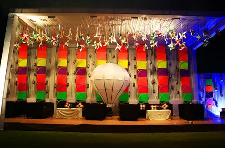 A Delightful Goa Sangeet by TWD Inspired By Kites!