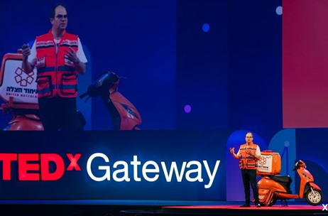 XP&D Organises TedXGateway 2020 at Dome, NSCI