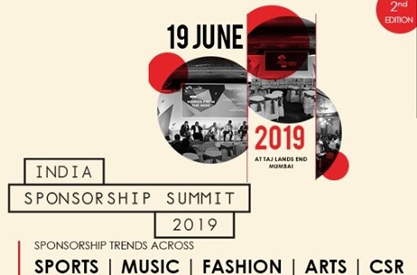 2nd Edition Of The India Sponsorship Summit To Be Held In Mumbai
