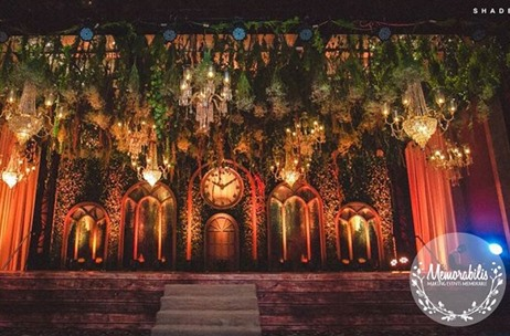 A Fairytale Royal Wedding Gorgeously Planned and Executed by Memorabilis