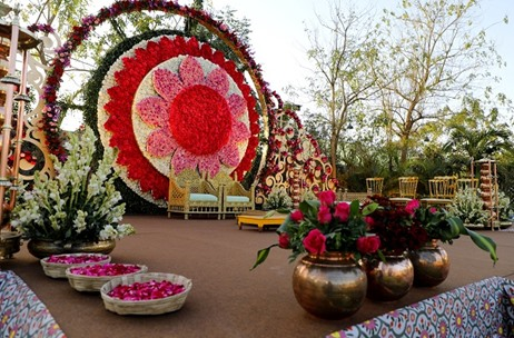Prasang Events and Entertainment Manages & Executes a Gorgeous 4-Day Wedding at YMCA, Ahmedabad