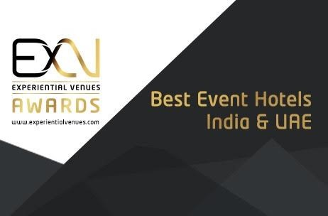 52 Hotels in India & UAE Make it to Round #2 of the Experiential Venues Awards