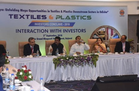 The Textiles and Plastics Investors Conclave for MoPNG Executed by Team Promodome