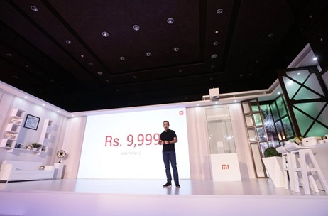 Wizcraft Creates a Stunning Living Room Inspired Stage for Mi Air Purifier Launch