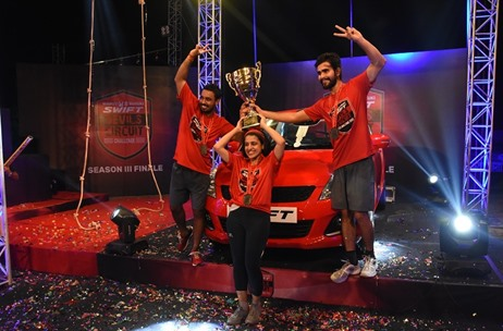 Volano Entertainments Hosts an Exciting Season III of Maruti Suzuki Devils Circuit Challenge