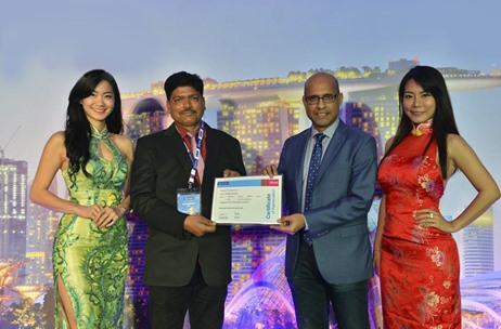 Reliance Nippon Life Insurance Takes 100 Advisors on a Trip to Singapore Featuring a 2-Night Cruise