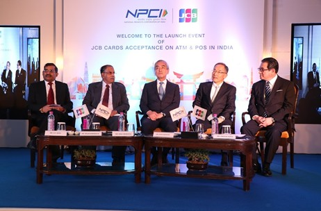 Work Ventures Manages Launch Event for NPCI at Taj Palace Delhi