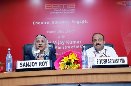 Government Urges Event Companies To Register Under MSME Sector